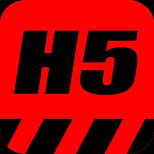 H5 logo