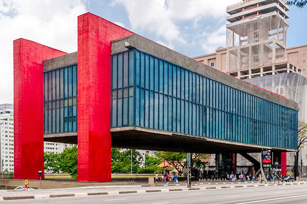 São Paulo - Museu de Arte Moderna