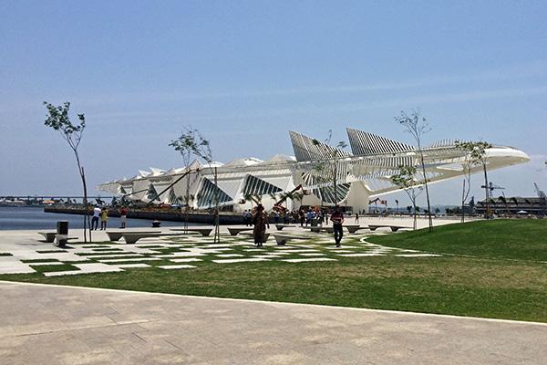 Rio de Janeiro - Museu do Amanhã