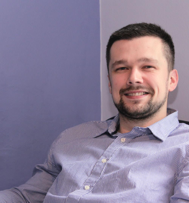 Mav Woron - Technology Expert
