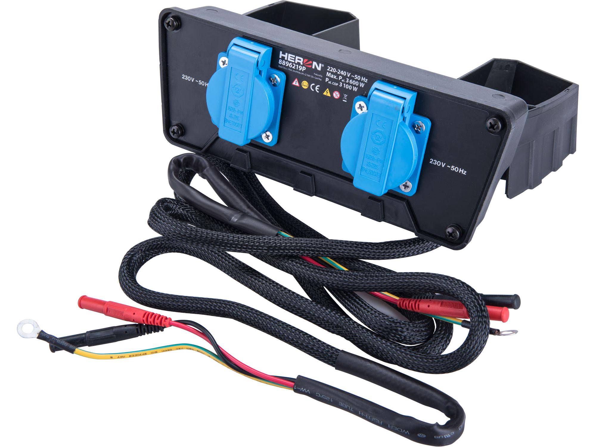 kabel propojovací 3,7kW