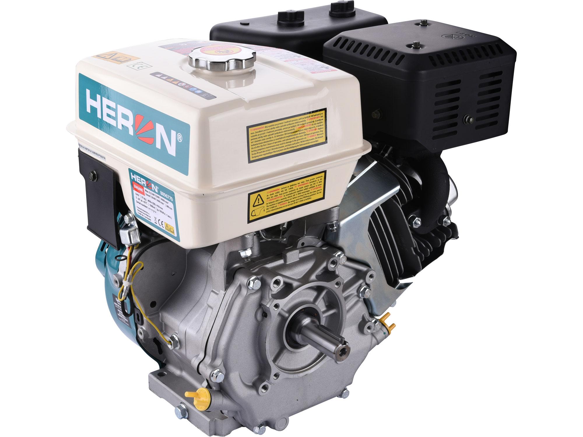 motor samostatný, 389ccm, 13HP