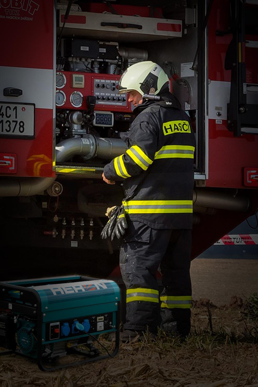 Pro hasiče