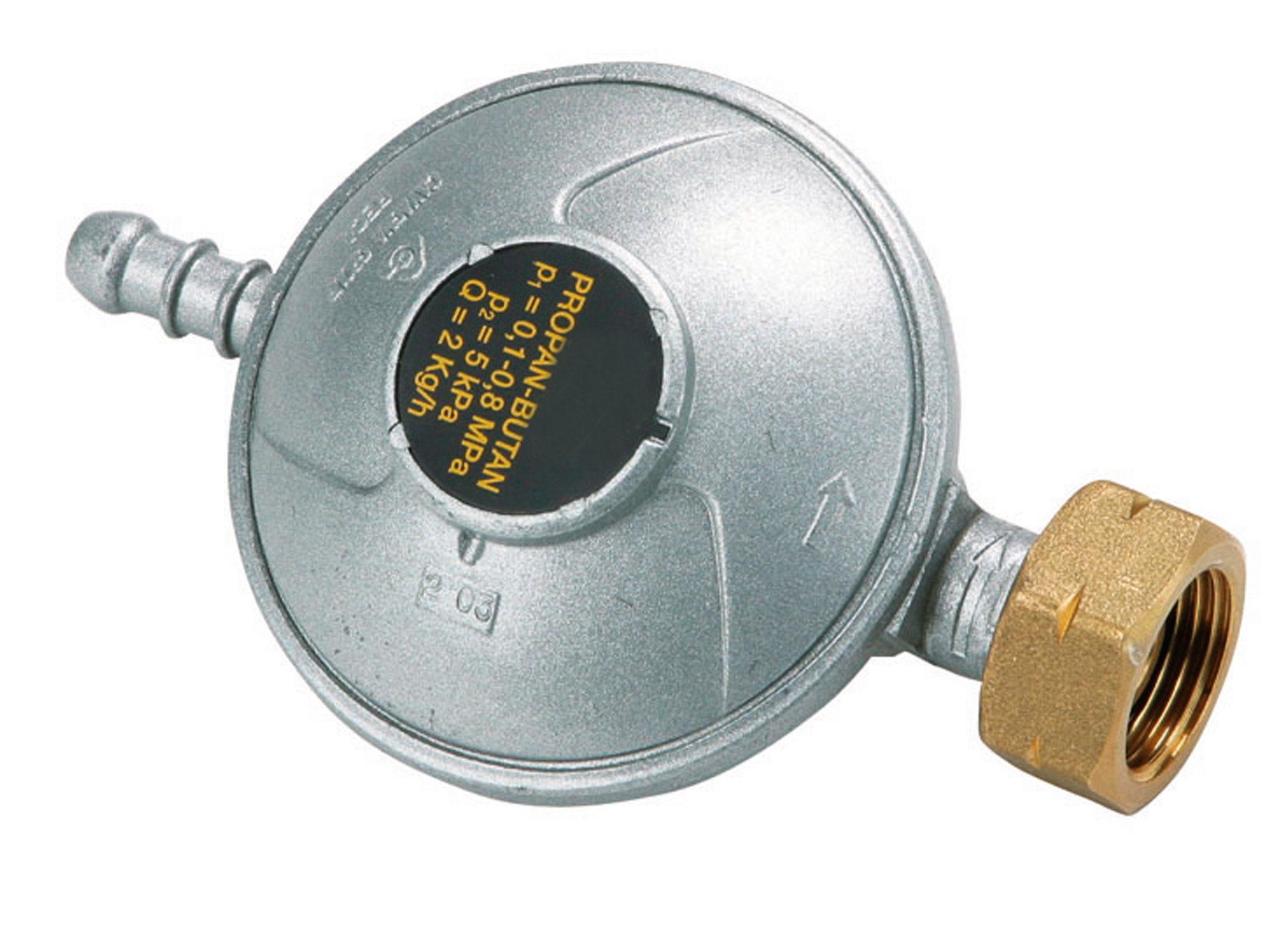 regulátor tlaku, 30mbar (3kPa)