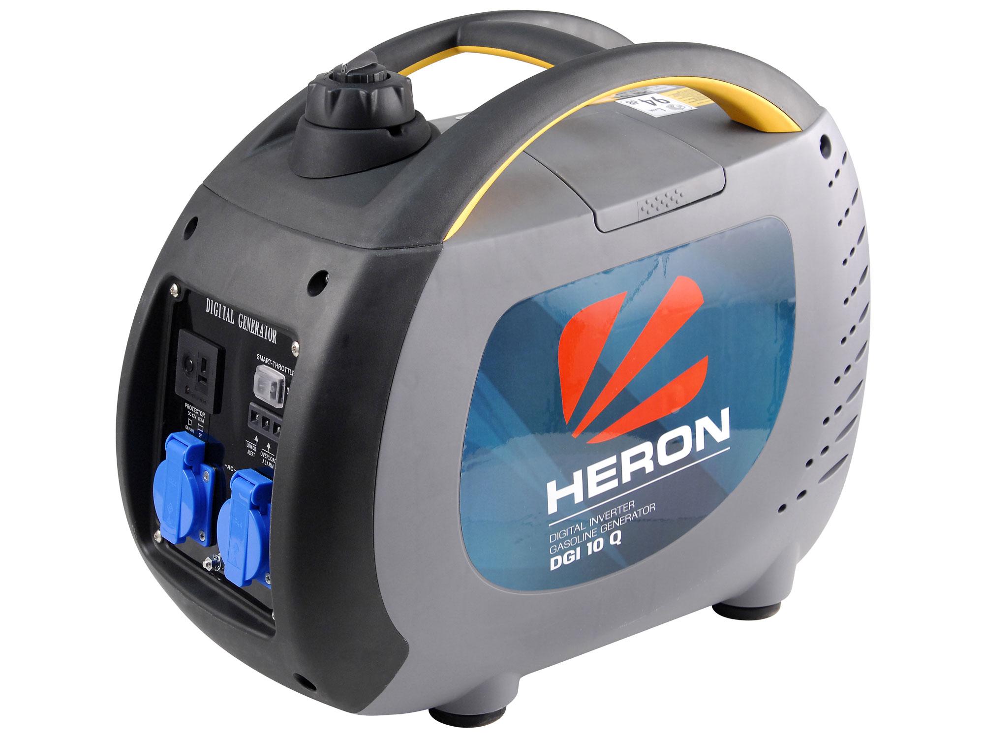 ZRUŠENO! Nahrazeno výrobkem 8896216, elektrocentrála digitální invertorová 2,0HP