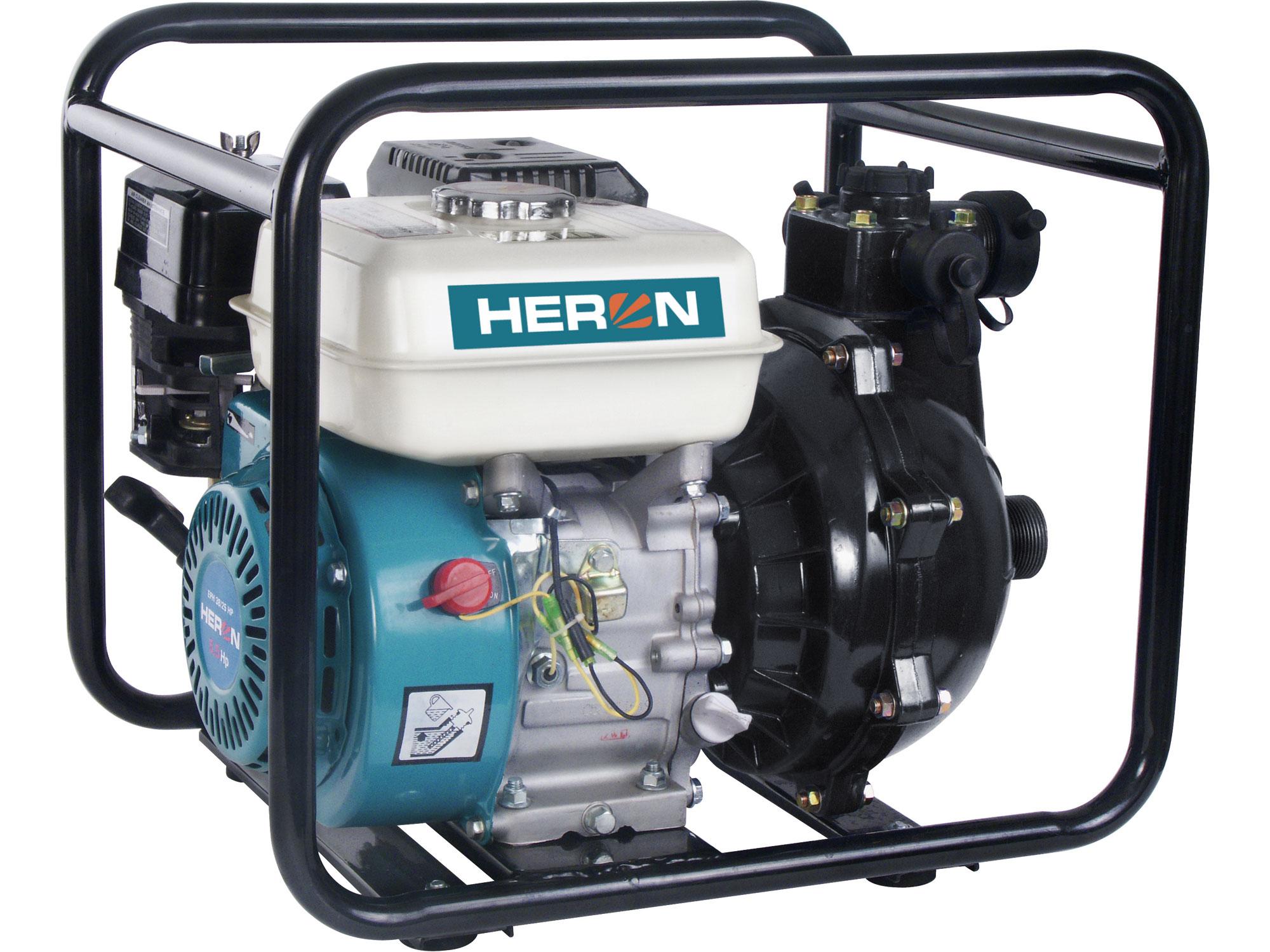 čerpadlo motorové tlakové 6,5HP