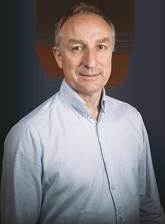 Photo du Dr François Poiroux