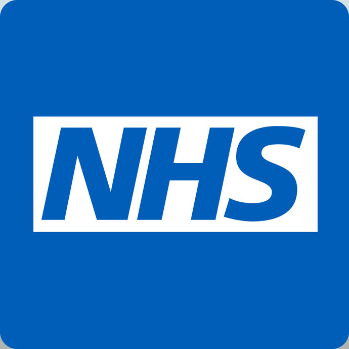 NHS app logo