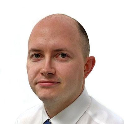 Dr Mark Baxter
