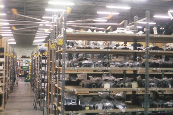 KEH: A Massive Warehouse Packed with Cameras and Vintage