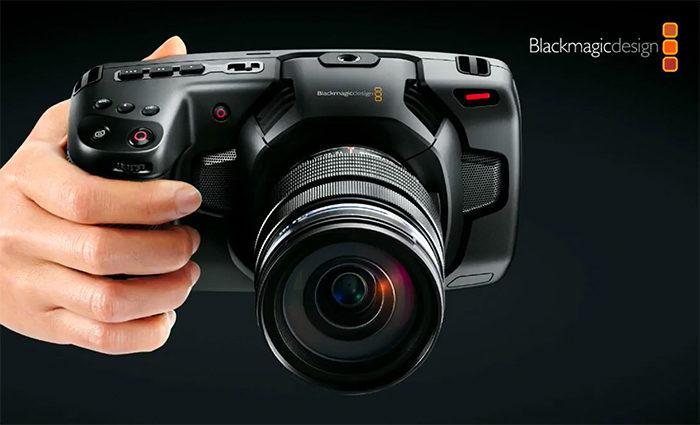 Image result for blackmagic design pocket cinema camera 4k