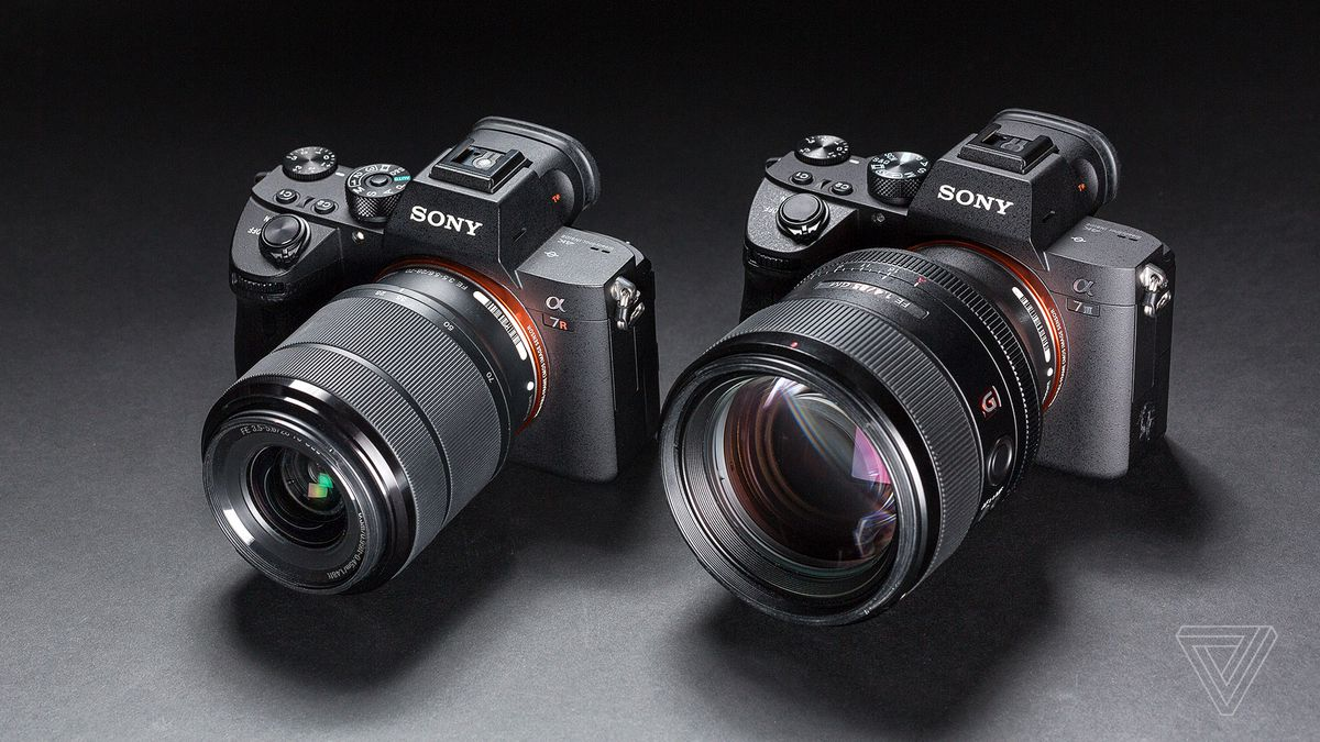 Image result for sony alpha a7 iii