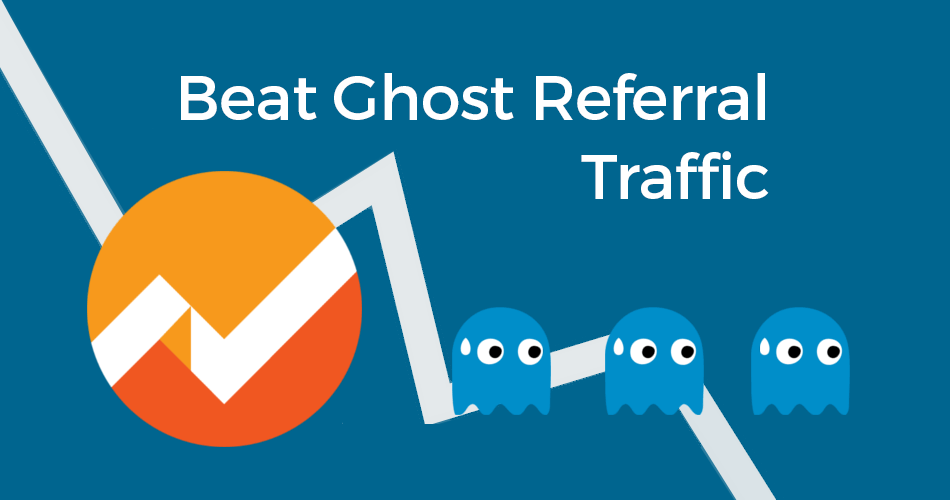 Get rid of pesky ghost traffic. Don't be scared, it's quick and easy!