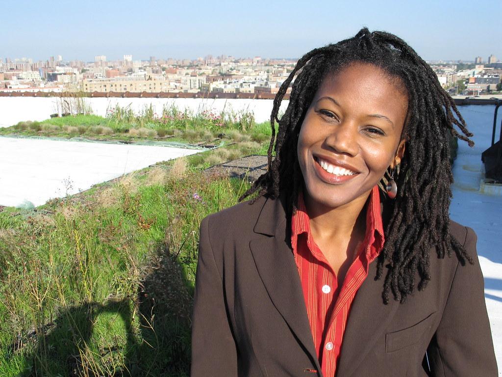 Image of Majora Carter.