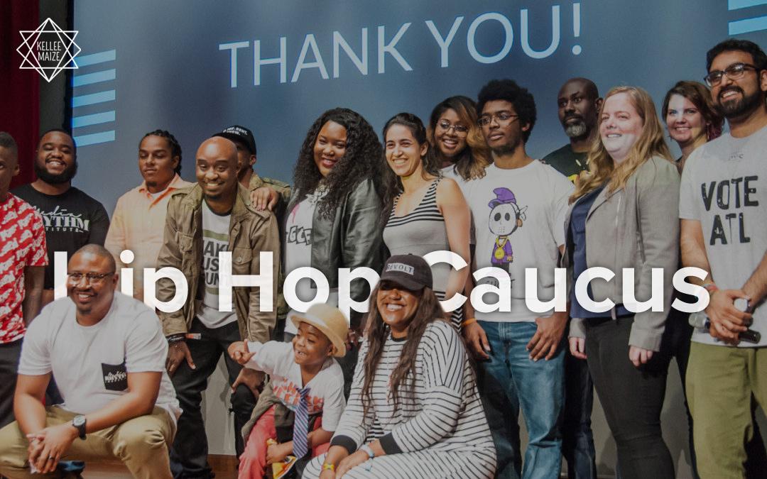 Hip Hop Caucus member