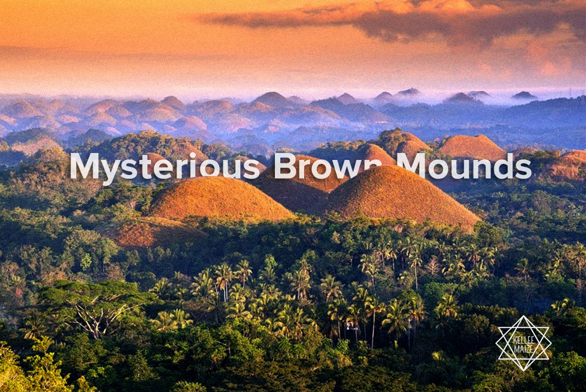 Mysterious Brown Mounds