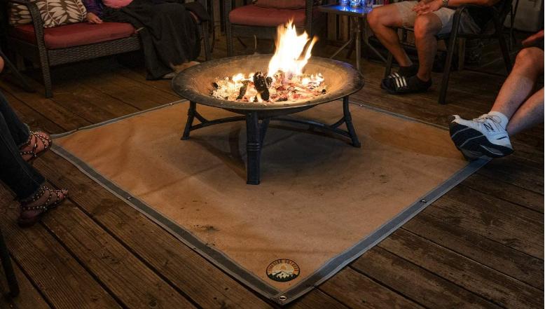 Ember Fire Mat