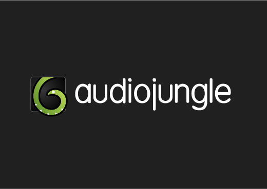 AudioJungle Royalty Free Music Site Logo