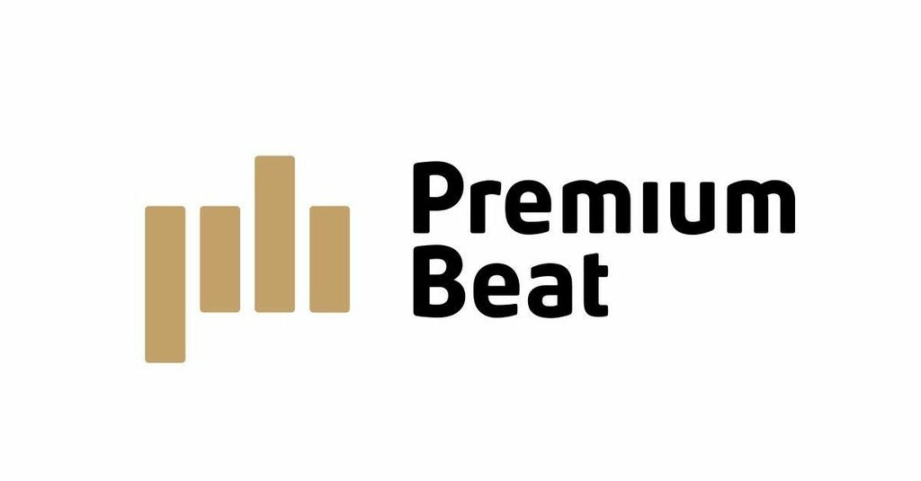 Premium Beat Royalty Free Music Site Logo