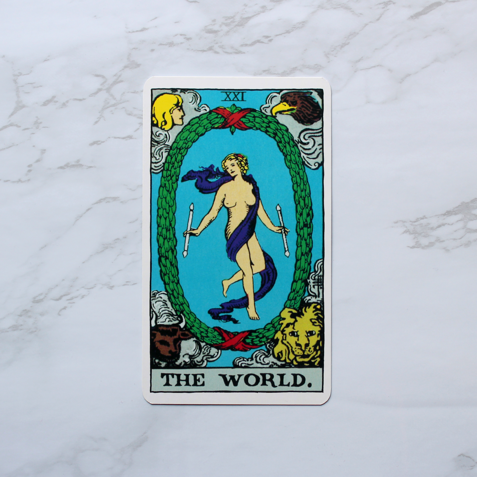 The Art Of The One Card Tarot Reading