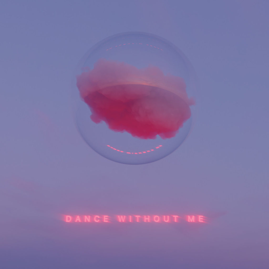 "Cover art for Drama's album ""Dance Without Me""."