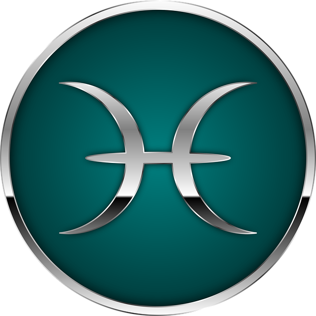 Astrological symbol for Pisces