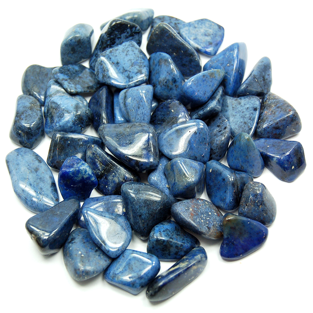 Dumorteorite, a demin colored and soothing stone