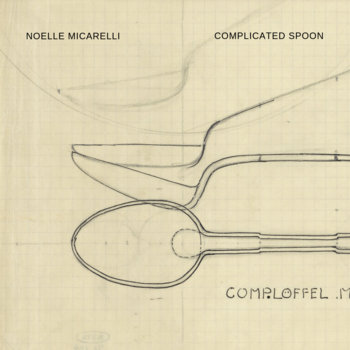 Cover art of a diagram for a spoon.