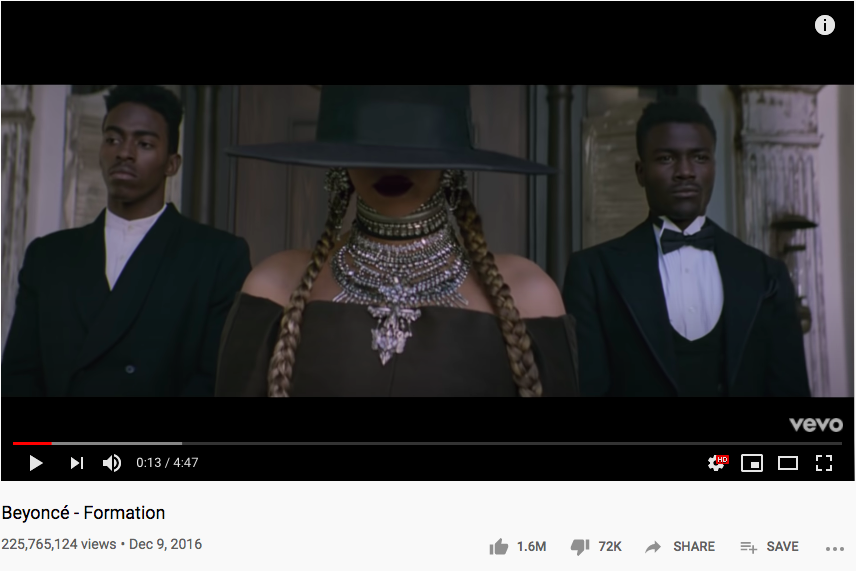 Formation's Youtube page