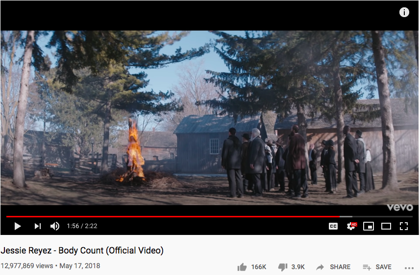 Body Count Youtube page