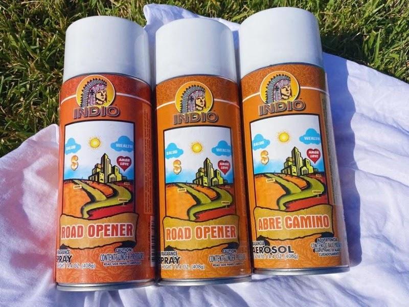 Cleanser spray bottles