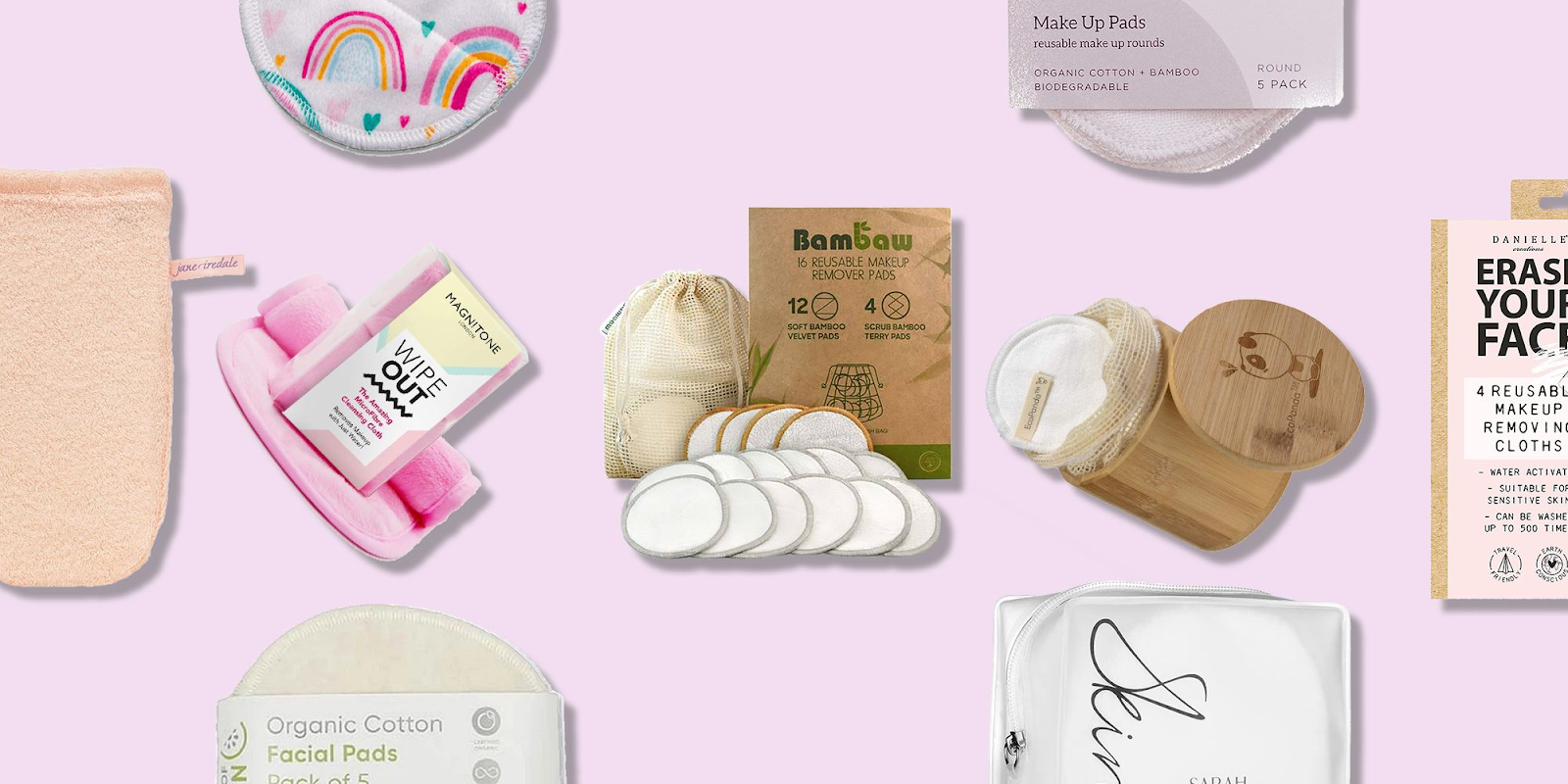reusable make up wipes to try
