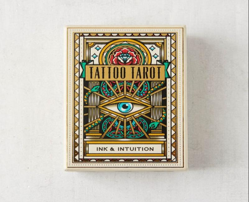 Tattoo Tarot Deck
