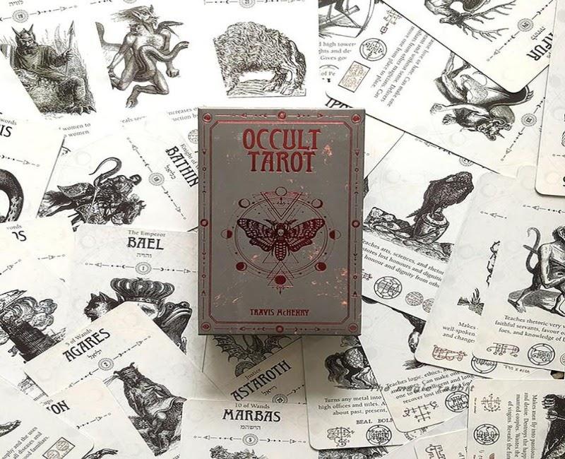 Occult Tarot Deck