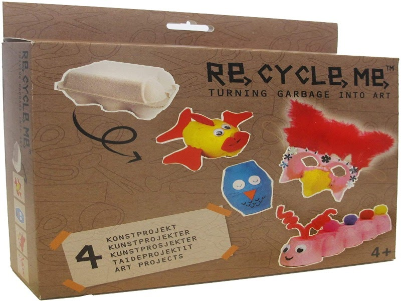 ReCycleMe toy box
