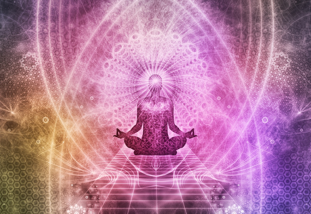 Yoga is good for opening the solar plexus chakra.