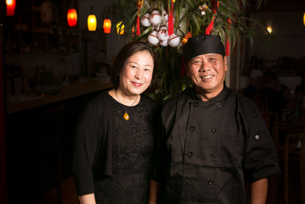 two restaurant owners in Pittsburgh