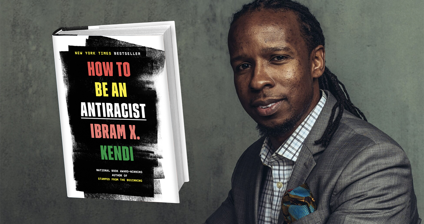 Ibram X. Kendi, author of How to be an Antiracist.