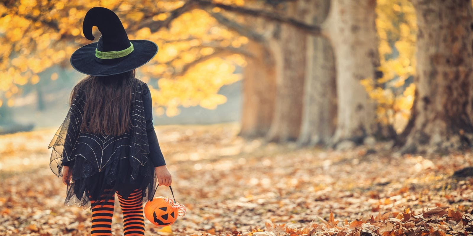 Trick-or-treating has become the most popular activity to participate in on Halloween since the early 20th century in the United States. Image courtesy of usatoday.com.