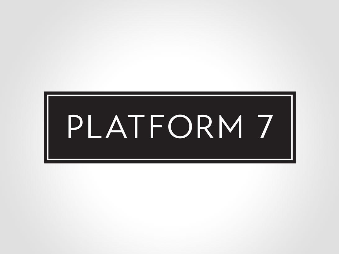Platform 7 full colour logo