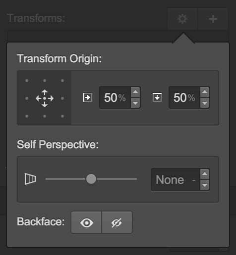 Build 3D transforms without coding | Webflow