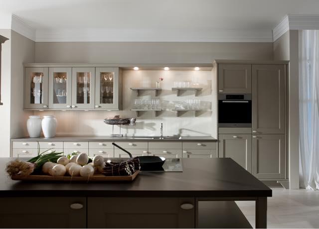 Schone Landhauskuchen Kuchenstudio Kuche Und Raum