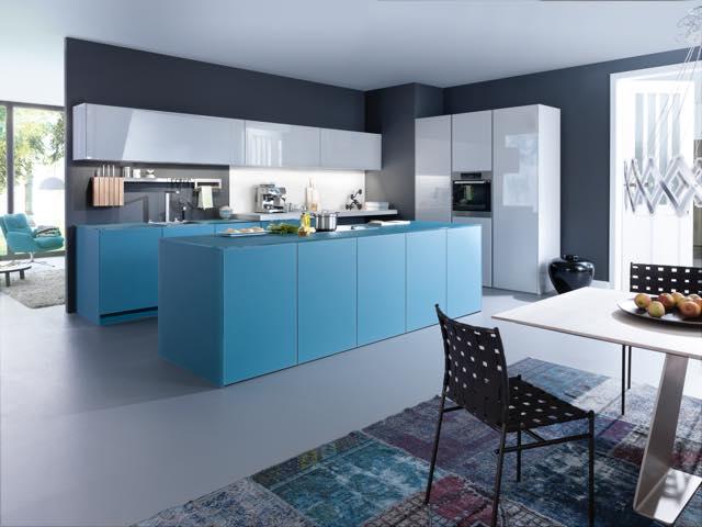 moderne trend k chen k chenstudio k che und raum. Black Bedroom Furniture Sets. Home Design Ideas