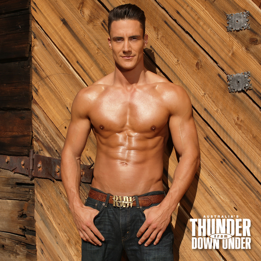 Thunder from down under wendover