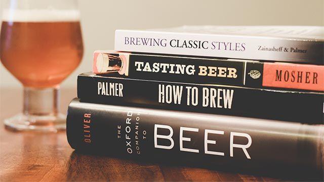 4 livres sur la craft beer qui changeront votre vision de la bière