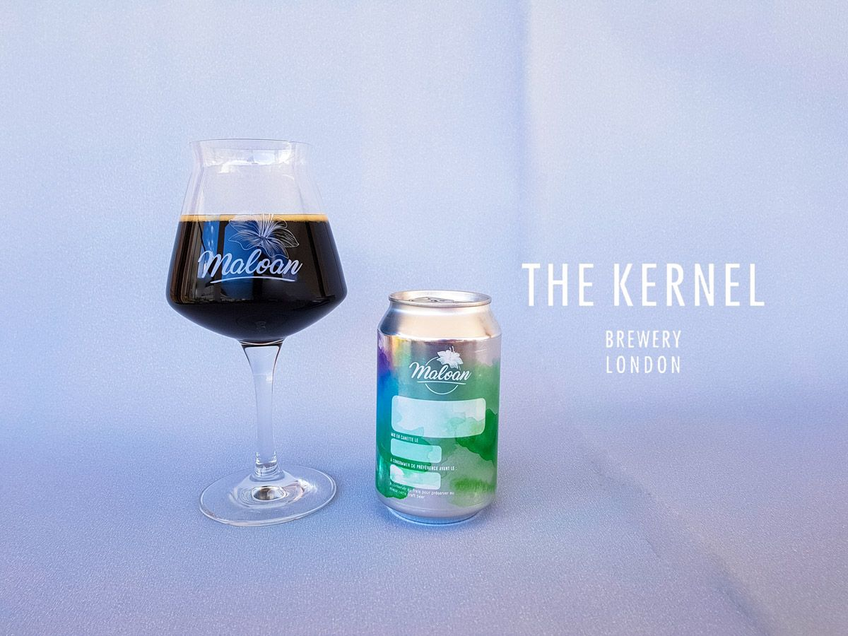 Dry Stout Galaxy - The Kernel