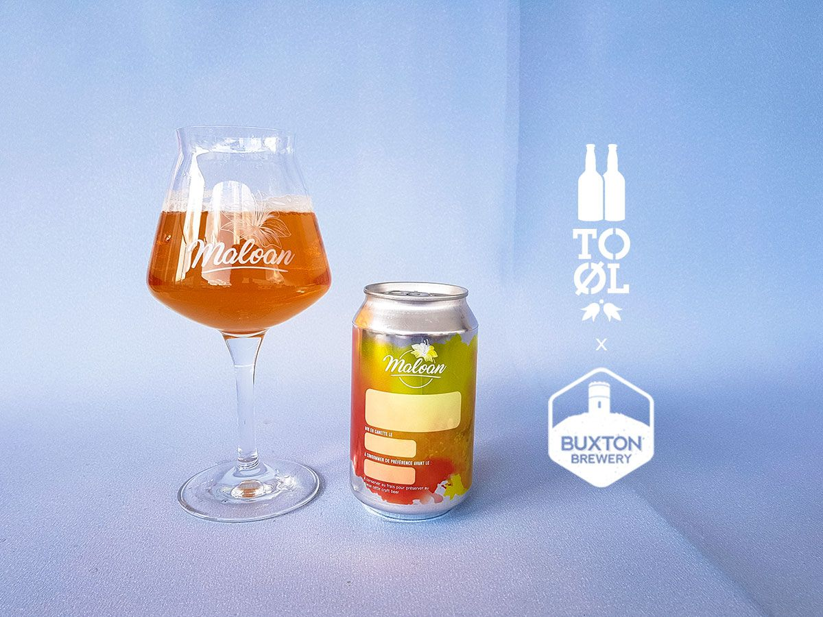 Sky Mountain Sour - To Øl x Buxton
