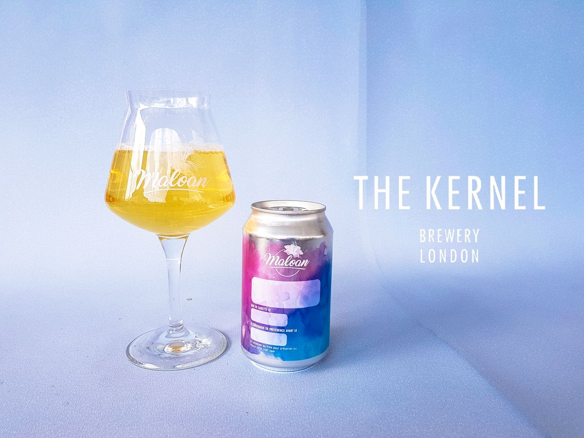 Pale Ale Centennial - The Kernel