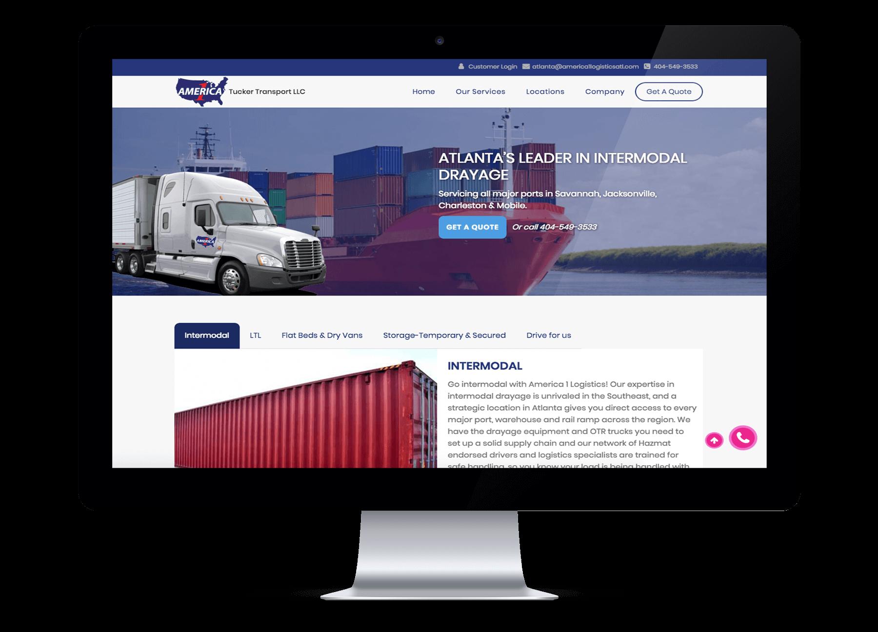 America 1 Logistics ATL