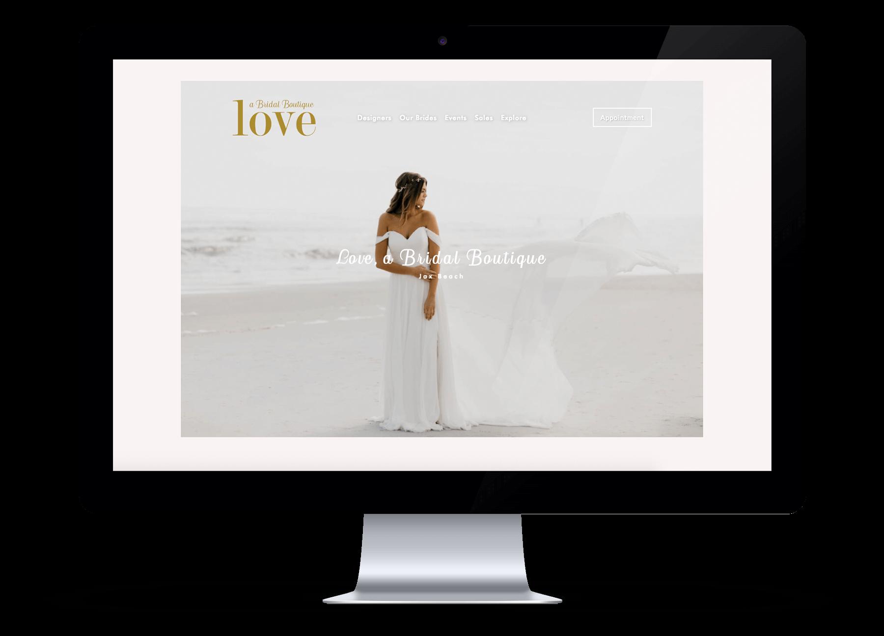 Love Bridal Boutique